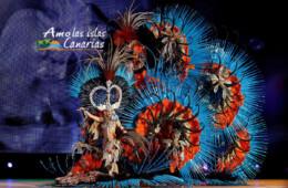 reina del carnaval de tenerife islas canarias españa fotos de los carnavales europa carnavales canarios