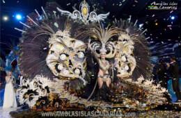 reinas del carnaval de santa cruz de tenerife fotos de los trajes de las candidatas