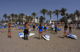 Tenerife fotos de deportes