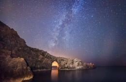 fotos de las estrellas desde el Teide Tenerife