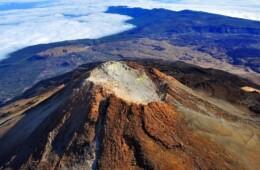 volcano el Teide en Tenerife
