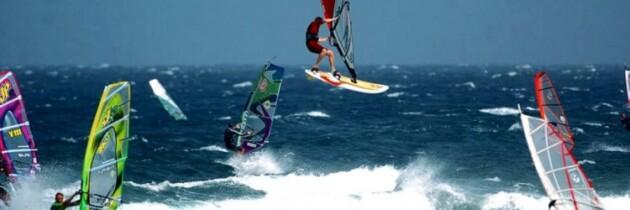 deportes de agua en Tenerife